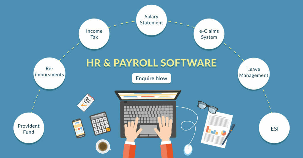 How to find suitable online HRMS payroll software which meets all your requirements?