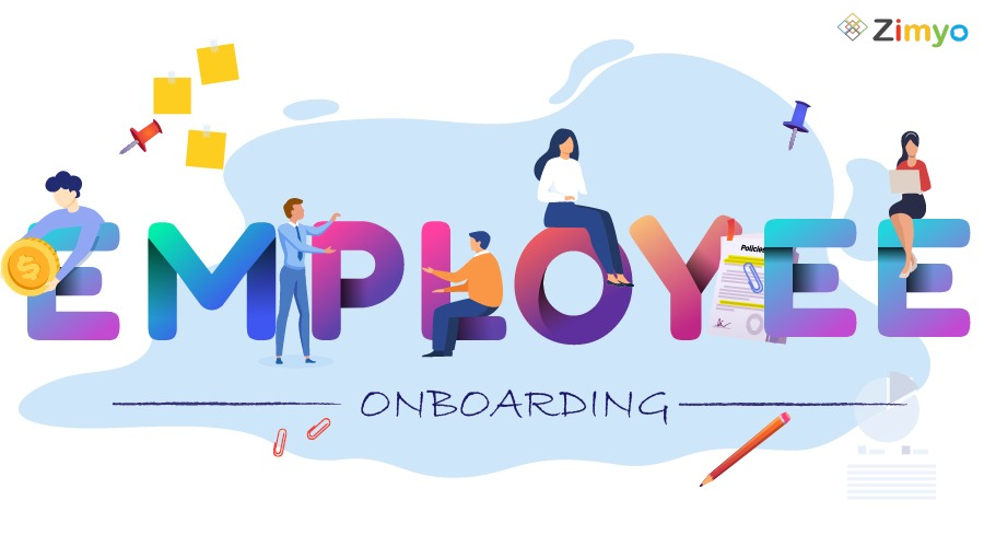 Automated employee onboarding