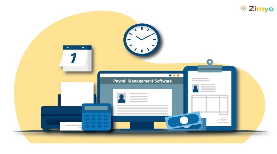 Functions of Payroll Management Software