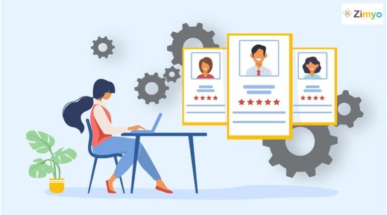 Recruitment management software