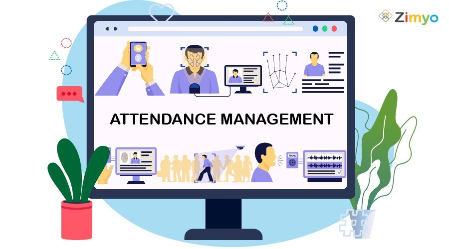Technologies used in the Attendance management