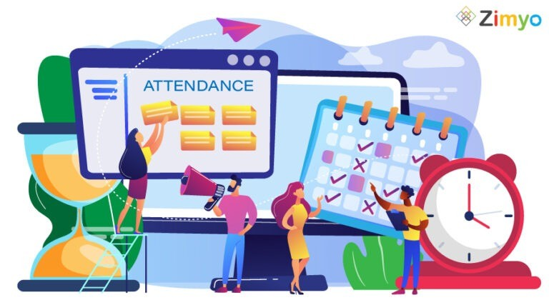 Advanced Features of Attendance Management System – A gift from IT