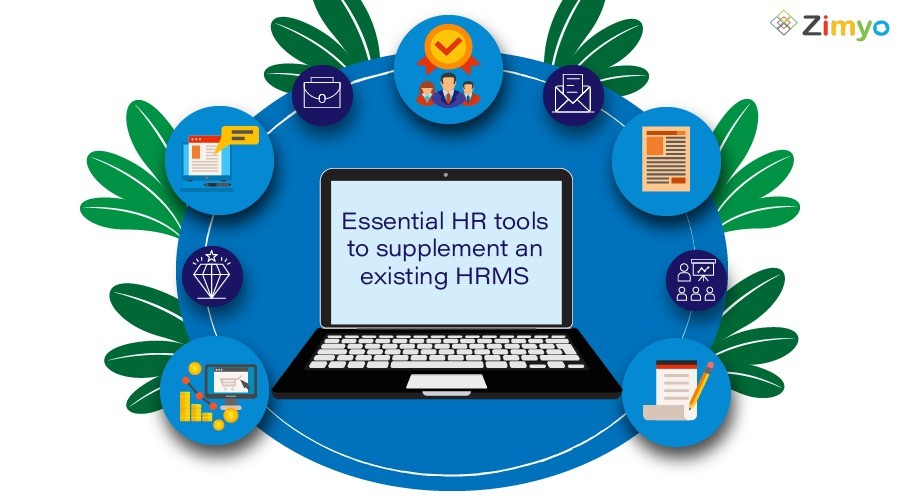 HR Tools to Supplement an Existing HRMS