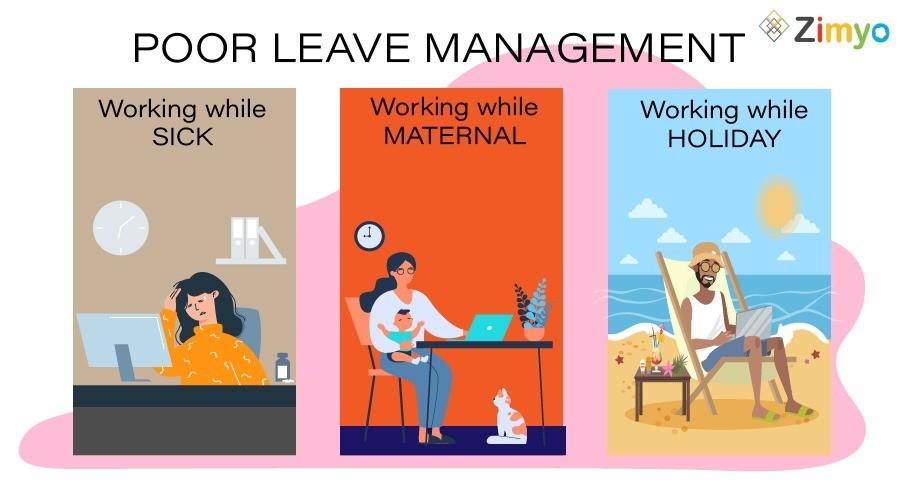 Demerits of Poor Leave Management