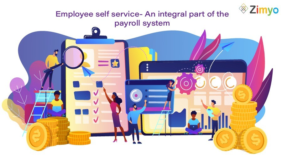 ESS- An integral part of the payroll system