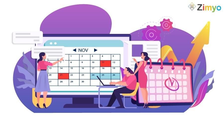 Top Benefits of Online Leave Management