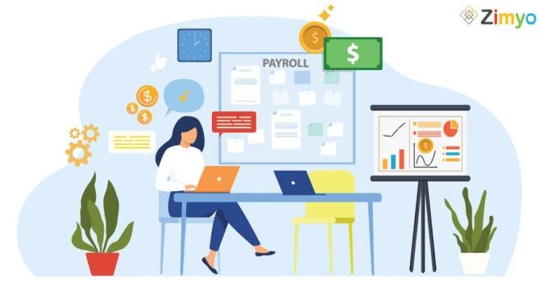 ESS help in Managing Payroll