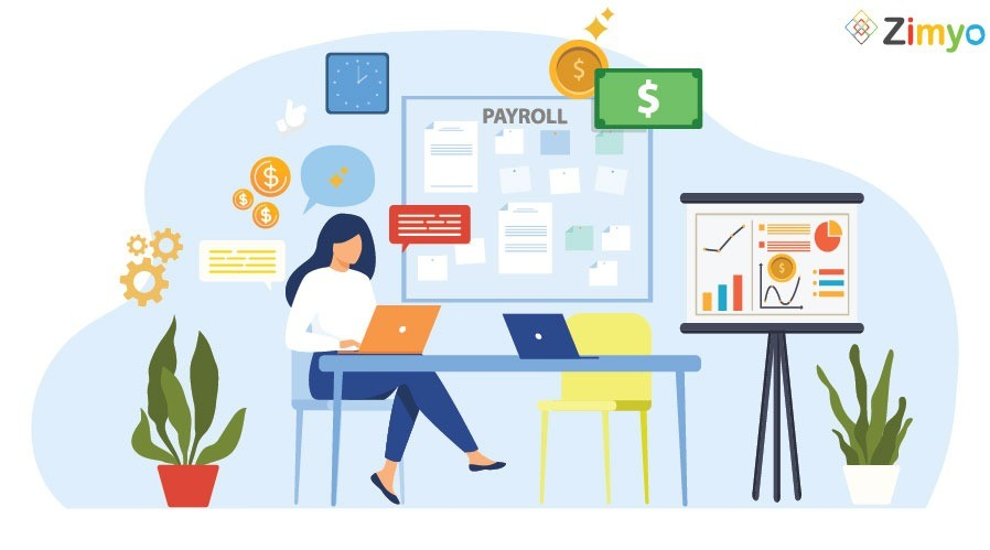 ESS help in Managing Payroll