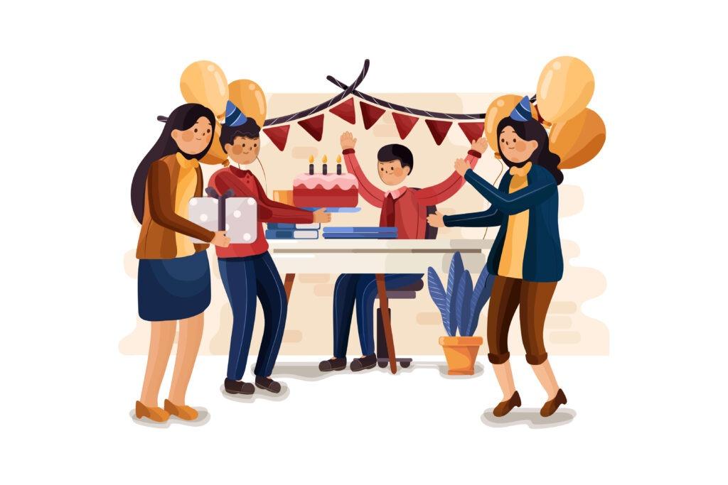 office-celebrations