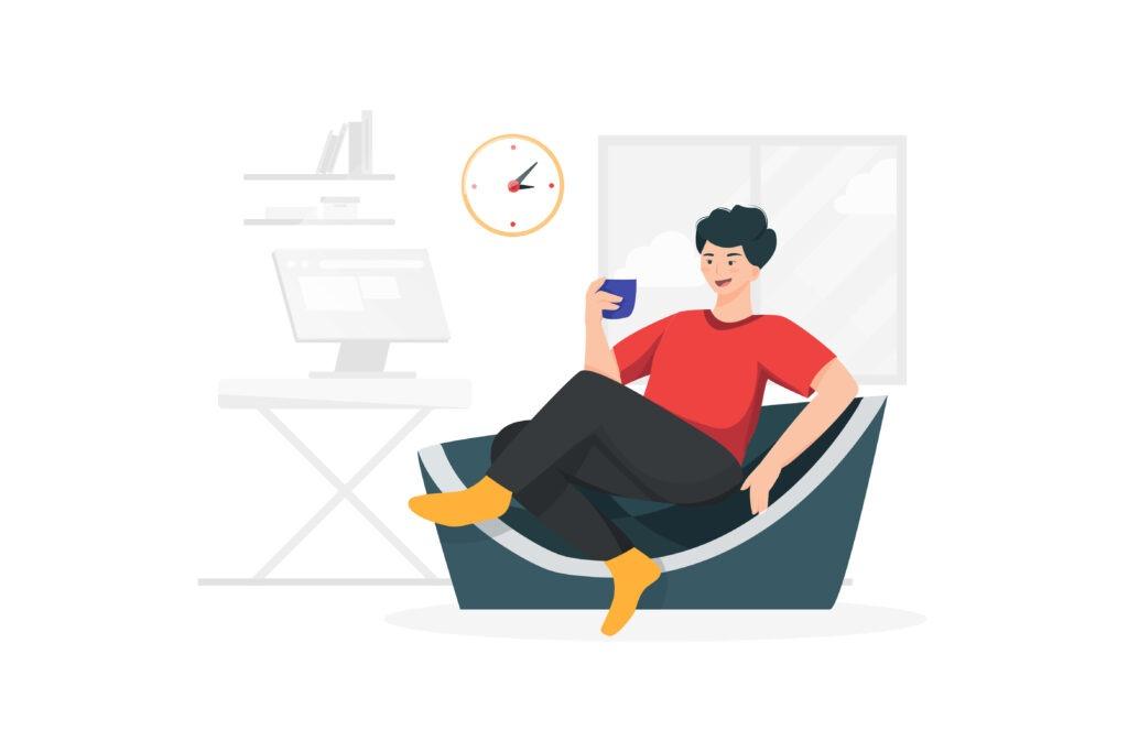 remote-work-schedule
