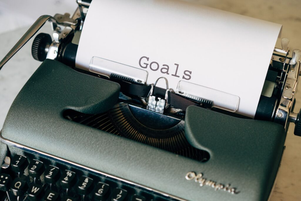 goal setting & management tools